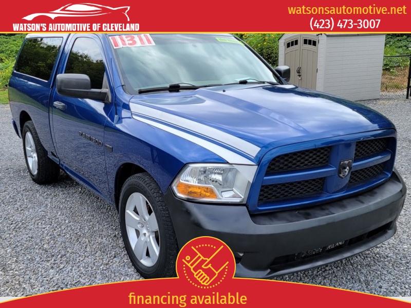 DODGE RAM 1500 2011 price $11,311