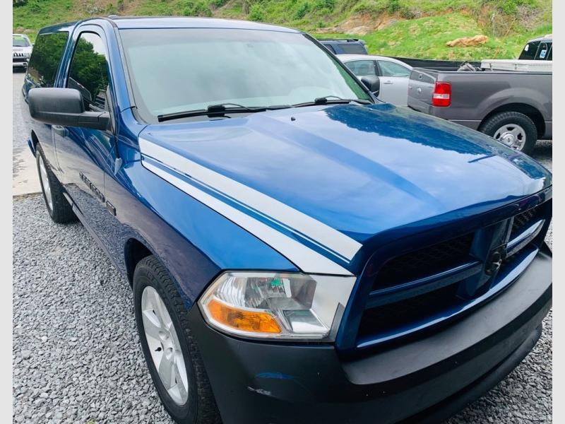DODGE RAM 1500 2011 price $12,600