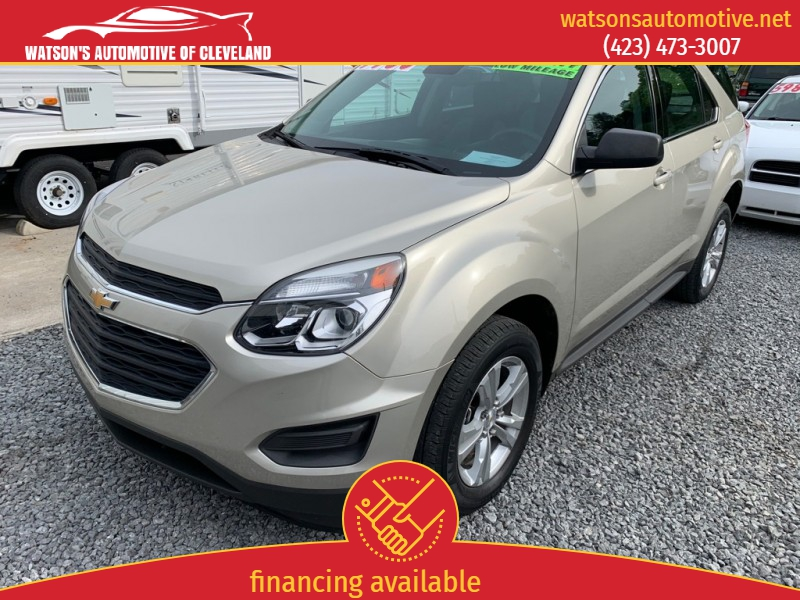 CHEVROLET EQUINOX 2016 price $9,980