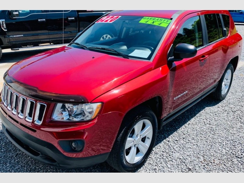 JEEP COMPASS 2012 price $6,220