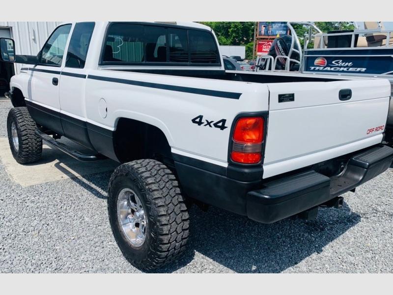 DODGE RAM 1500 1997 price $6,300