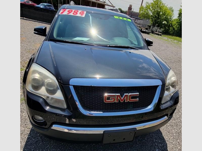 GMC ACADIA 2010 price $7,984