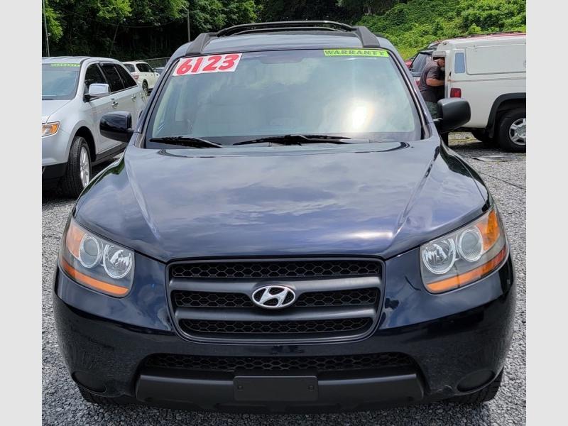 HYUNDAI SANTA FE 2008 price $6,123
