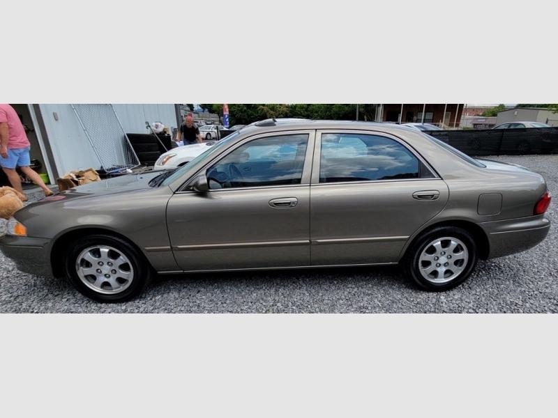 MAZDA 626 2000 price $3,954