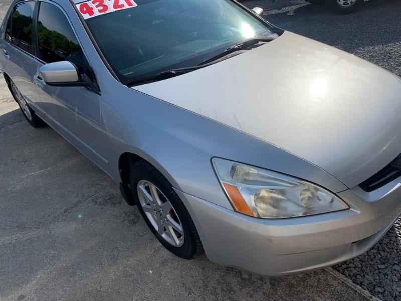 HONDA ACCORD 2003 price $4,321