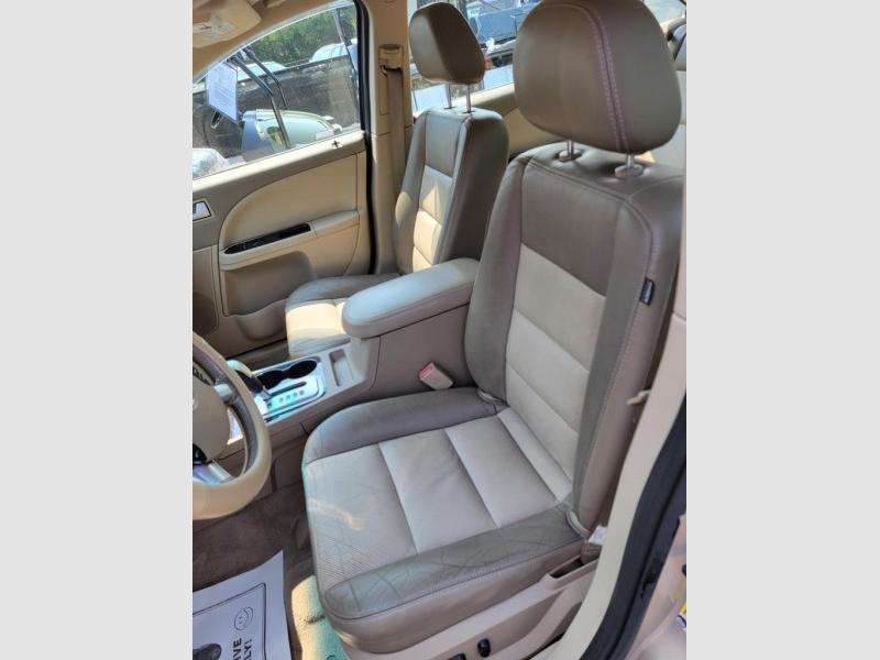 MERCURY MONTEGO 2007 price $4,495