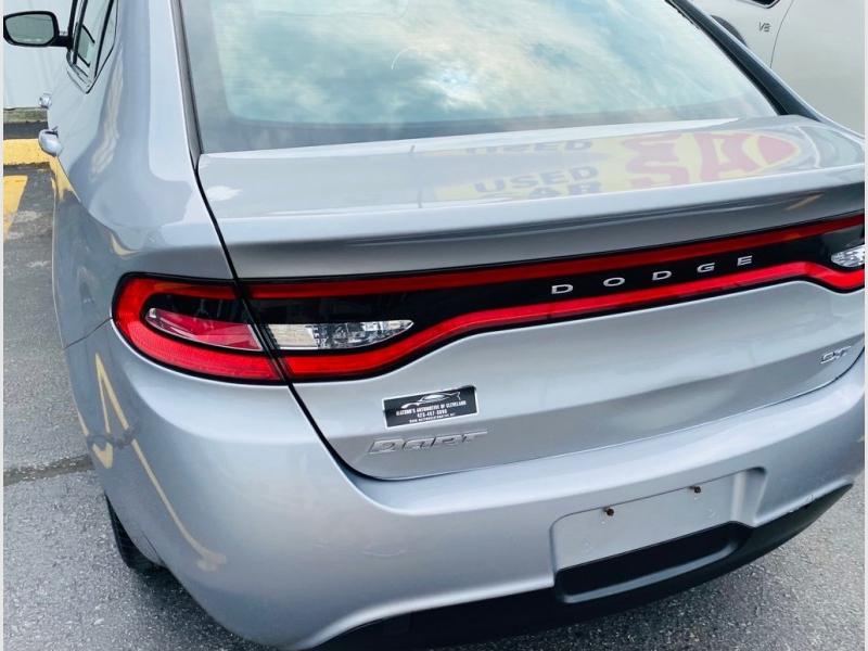 DODGE DART 2015 price $8,523