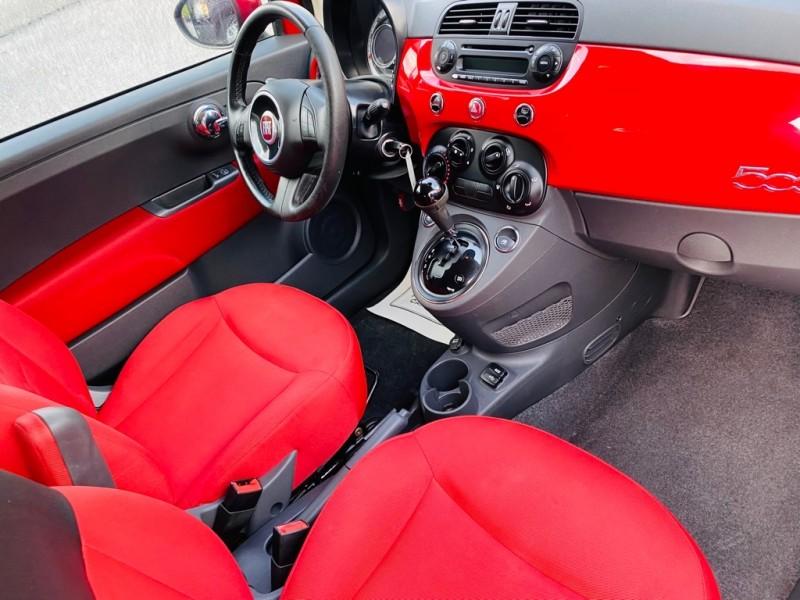 FIAT 500C 2015 price $7,998