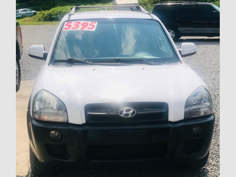 HYUNDAI TUCSON 2006 price $5,395