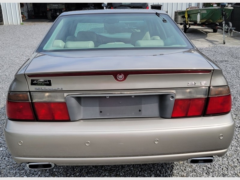 CADILLAC SEVILLE 2002 price $4,921