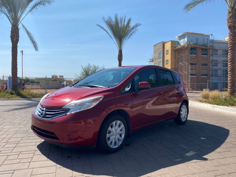 NISSAN VERSA NOTE 2014 price $4,995