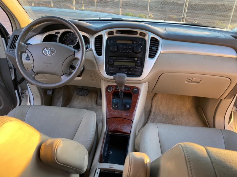 TOYOTA HIGHLANDER 2007 price Call for Pricing.