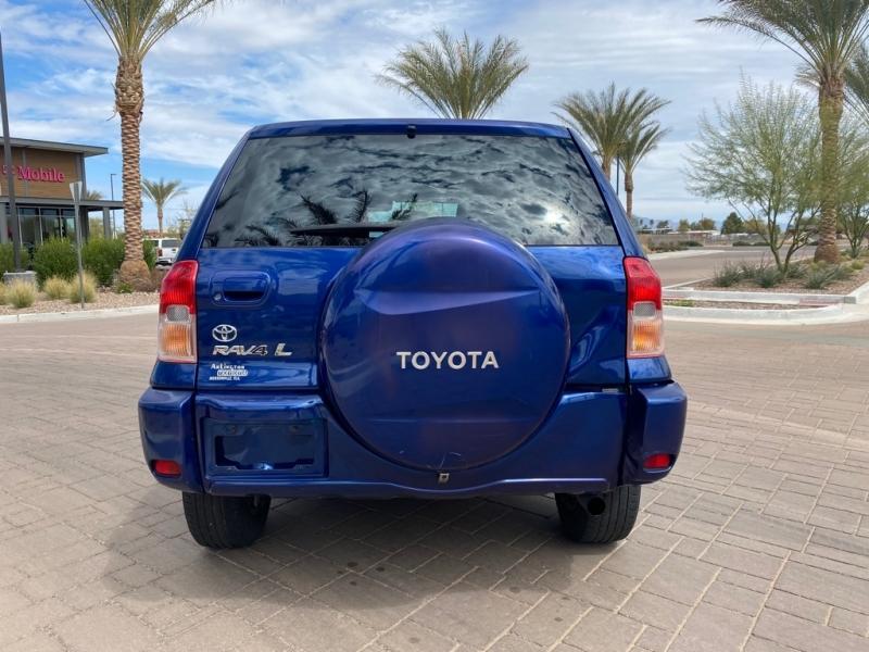 TOYOTA RAV4 2002 price $3,995