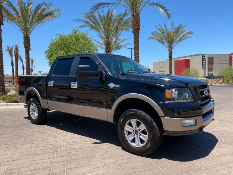 FORD F150 2005 price $7,995
