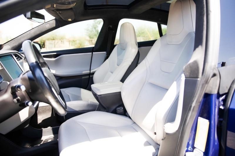 TESLA MODEL S 2015 price $42,995