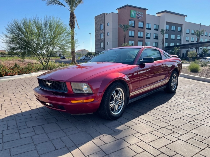 FORD MUSTANG 2005 price $5,995