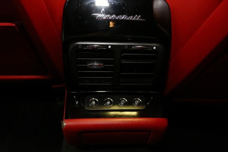 Maserati Quattroporte 2011 price $29,990
