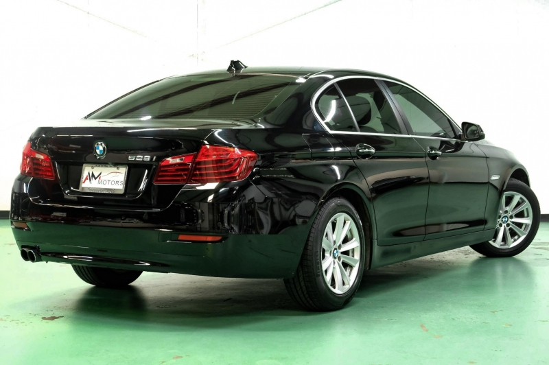 BMW 5-Series 2014 price $13,990