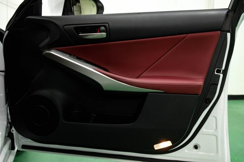 Lexus IS 2019 price $34,990