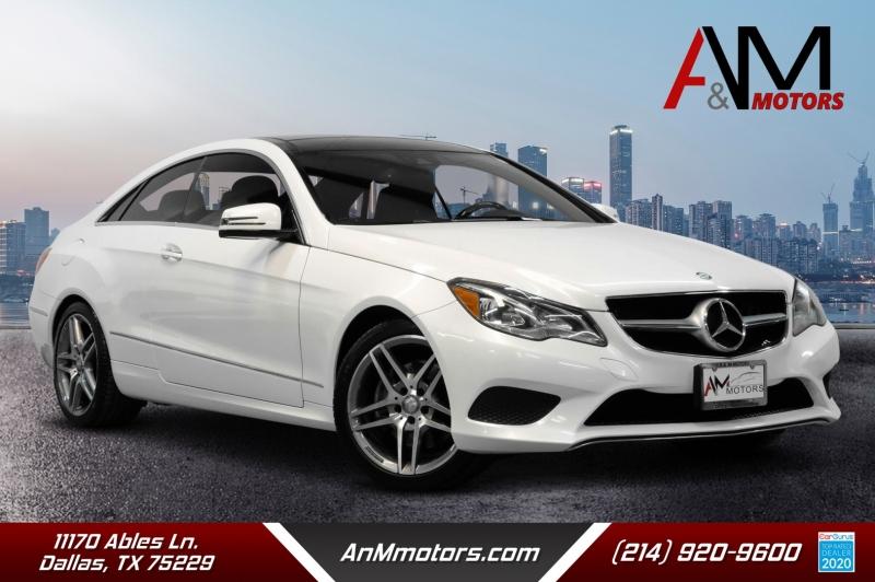 Mercedes-Benz E-Class 2015 price $19,990