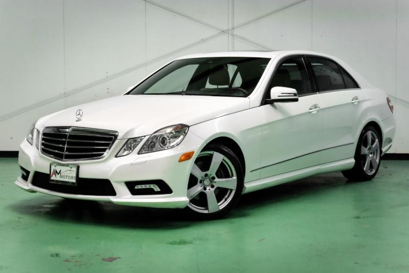 Mercedes-Benz E-Class 2011 price $13,990
