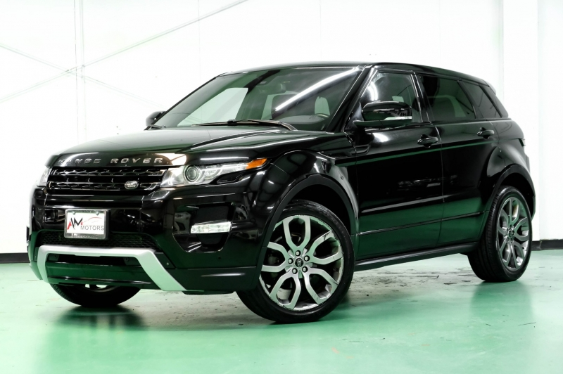 Land Rover Range Rover Evoque 2013 price $21,490