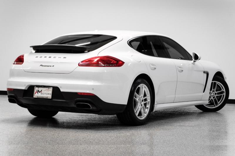 Porsche Panamera 2014 price $38,990