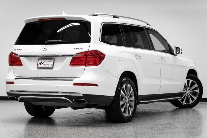 Mercedes-Benz GL-Class 2015 price $28,990