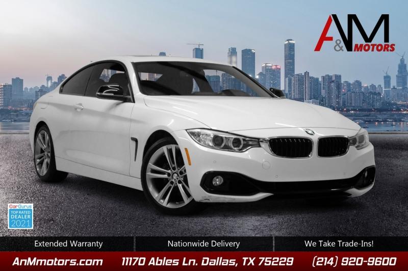 BMW 4 Series 2014 price $21,990