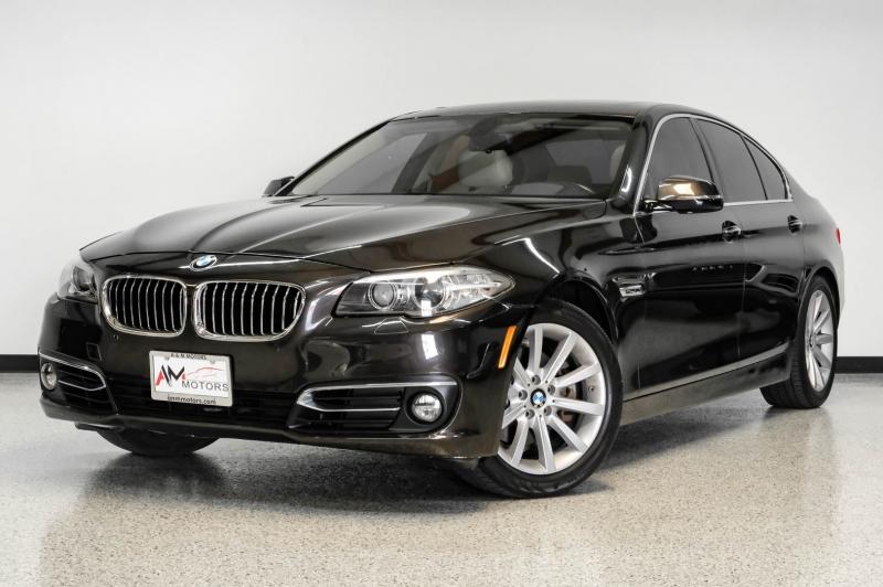BMW 5-Series 2015 price $20,490