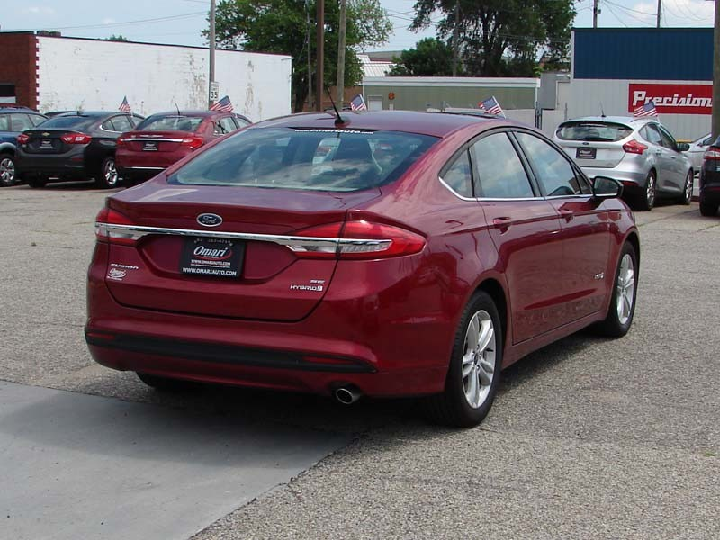 Ford Fusion 2018 price $16,300