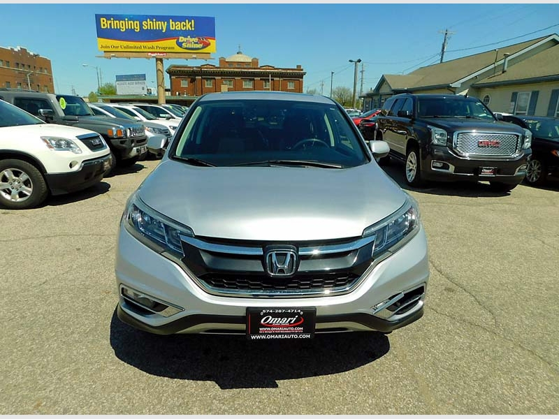 Honda CR-V 2016 price $18,400