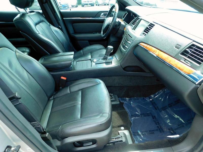 Lincoln MKS 2013 price $12,800