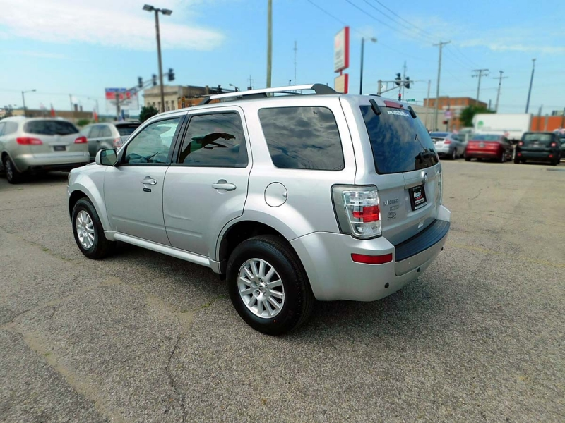 Mercury Mariner 2010 price $7,900