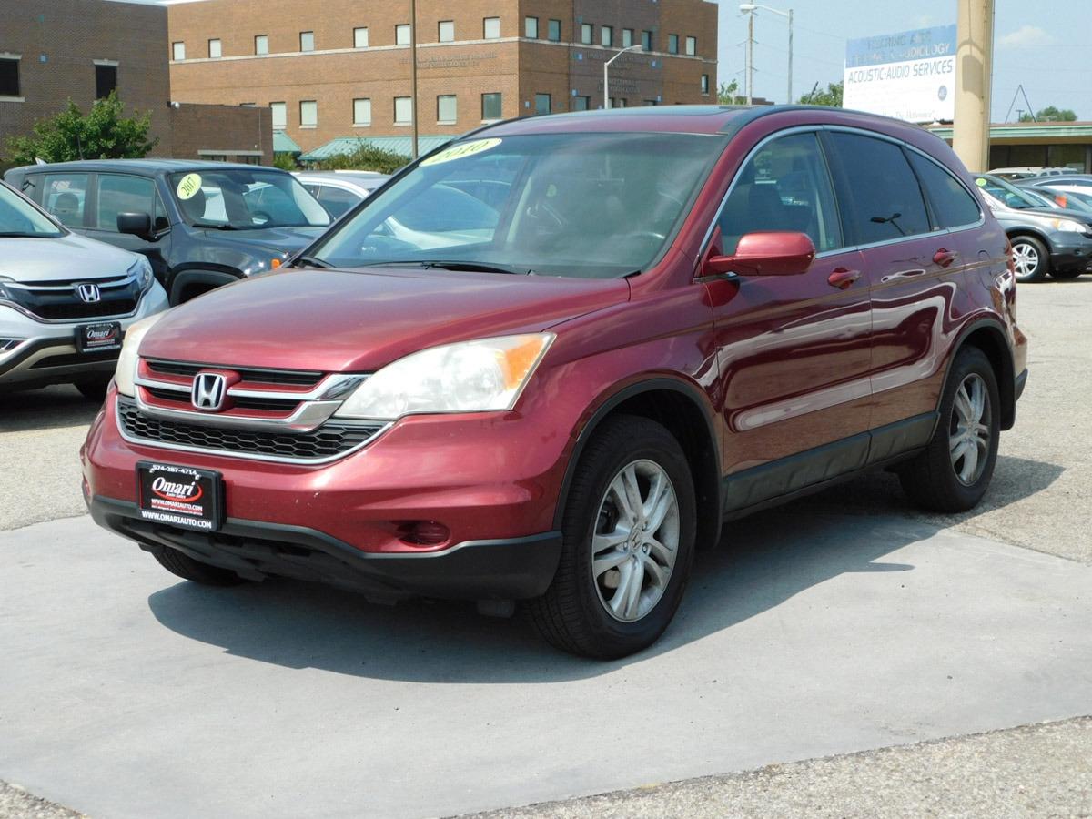 2010 honda cr v 4wd 5dr ex l omari auto sales dealership in south bend omari auto sales