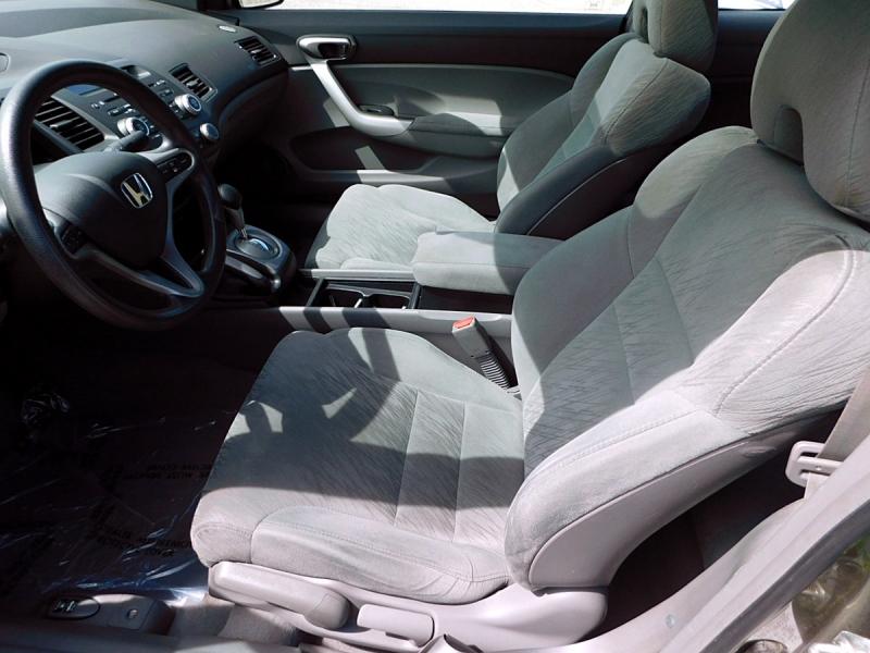 Honda Civic Coupe 2008 price $6,400