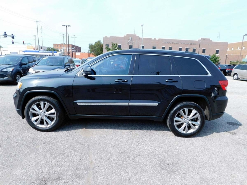 Jeep Grand Cherokee 2013 price $14,800