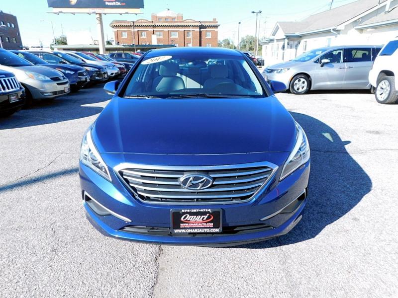 Hyundai Sonata 2017 price $11,400