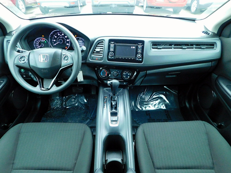 Honda HR-V 2017 price $16,800