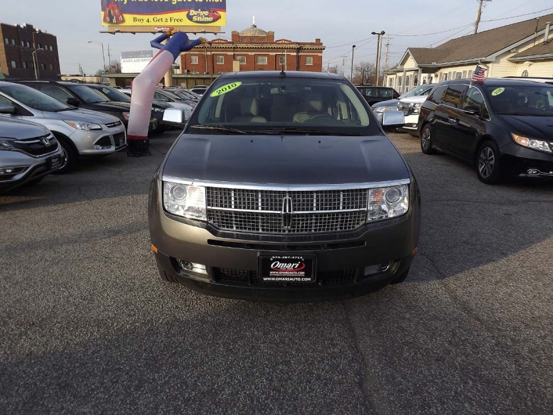 Lincoln MKX 2010 price $10,800