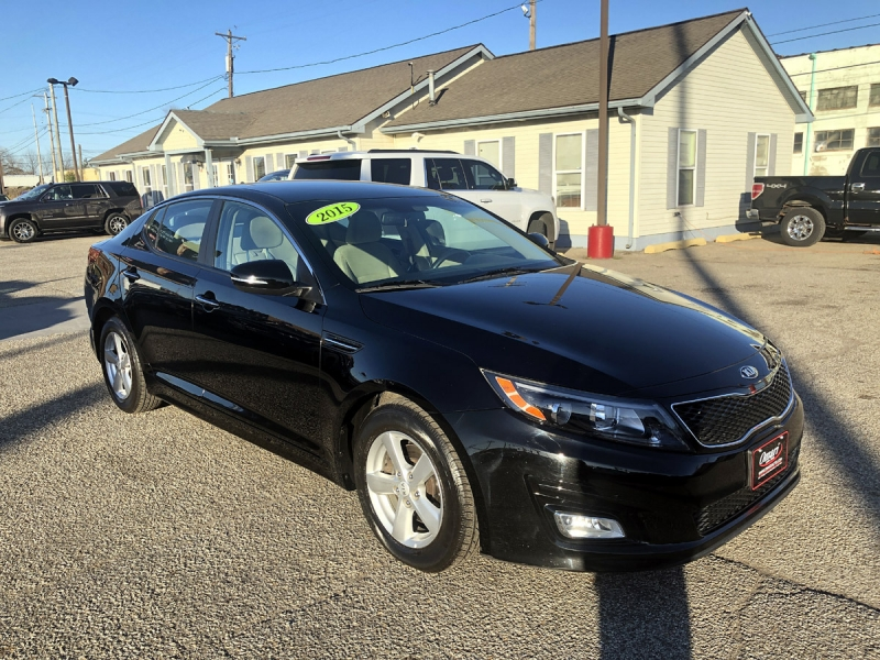Kia Optima 2015 price $11,600