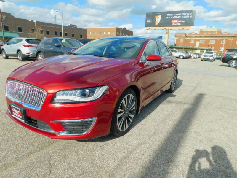 Lincoln MKZ 2017 price $24,400