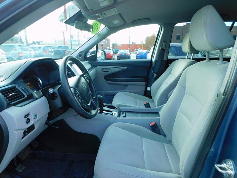 Honda Pilot 2016 price $23,800