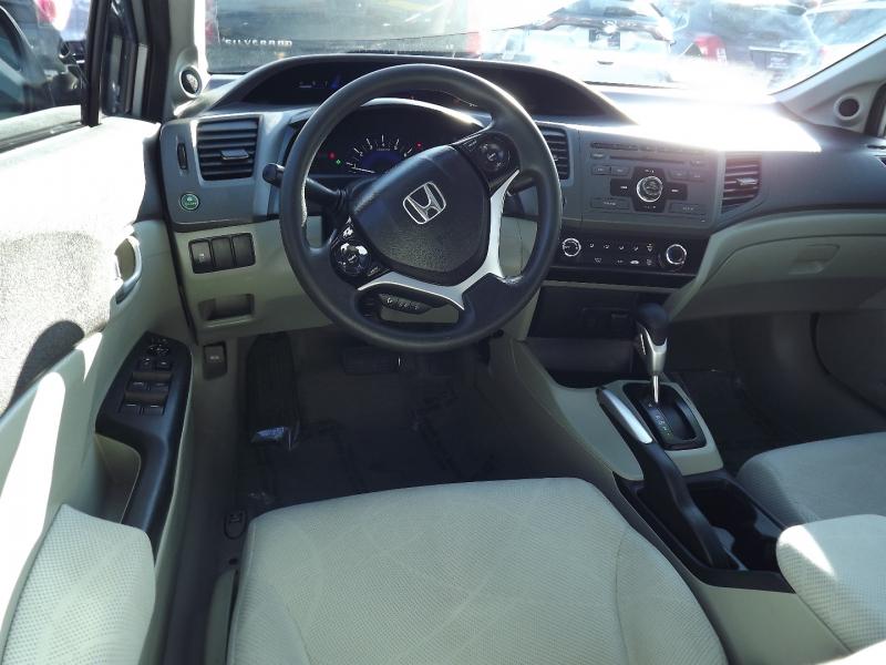 Honda Civic Sdn 2012 price $8,900