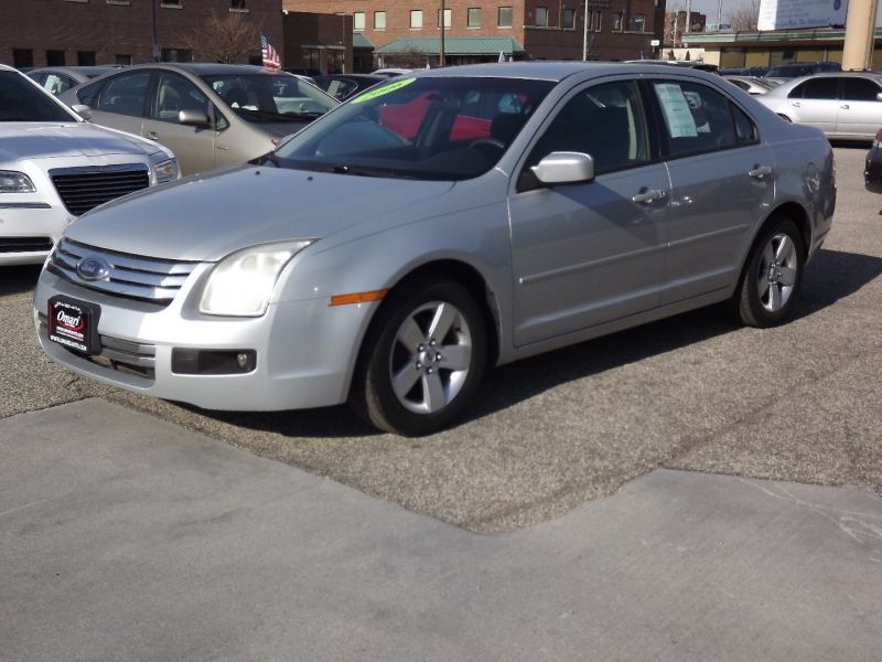 Ford Fusion 2006 price $6,600