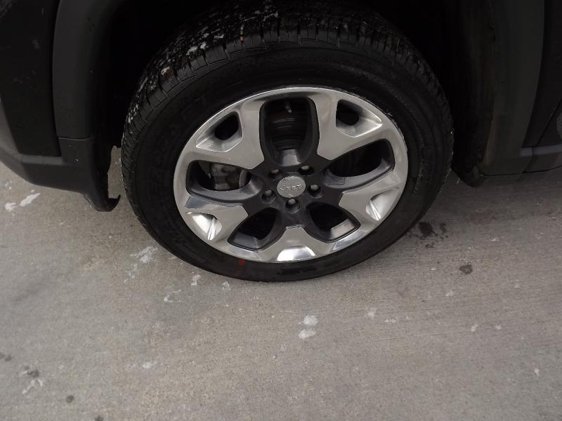 Jeep Compass 2018 price $19,800