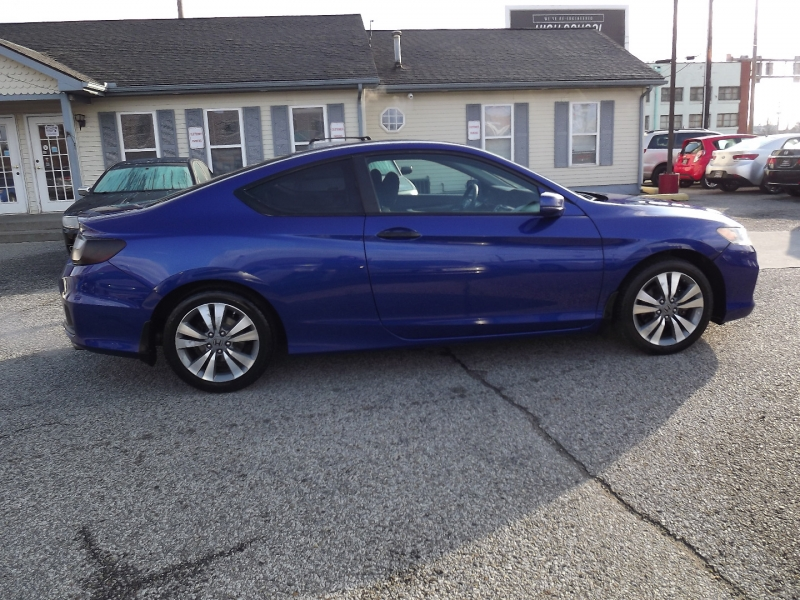 Honda Accord Coupe 2014 price $12,800