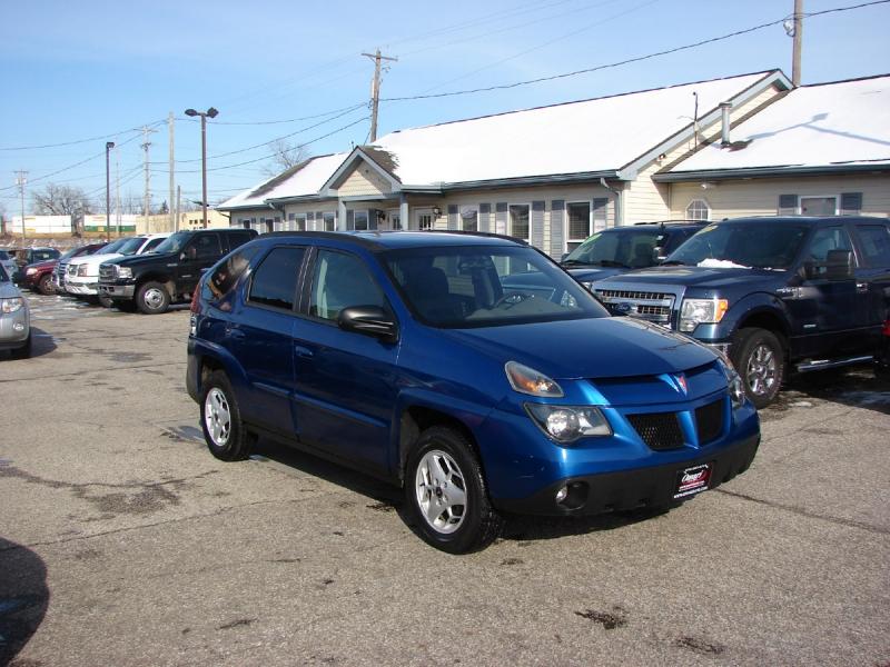 Pontiac Aztek 2004 price $4,900