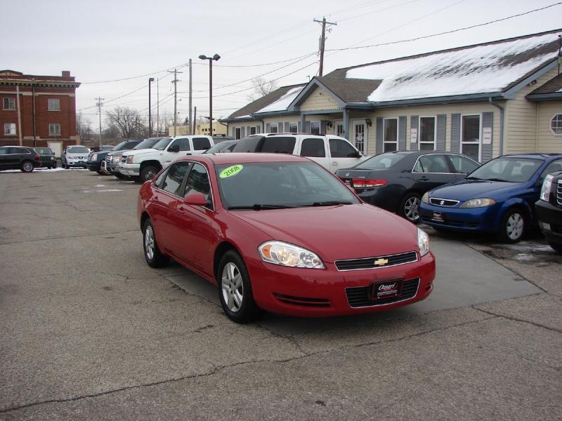 Chevrolet Impala 2008 price $6,600