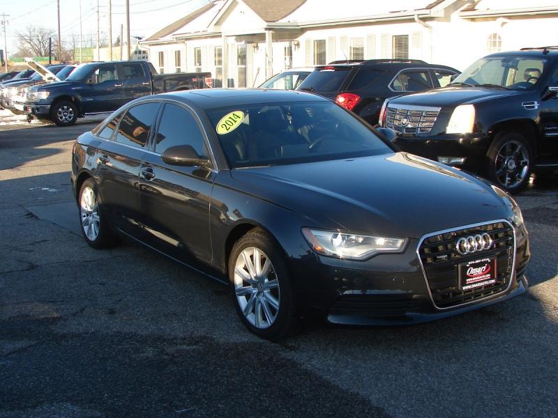 Audi A6 2014 price $14,800